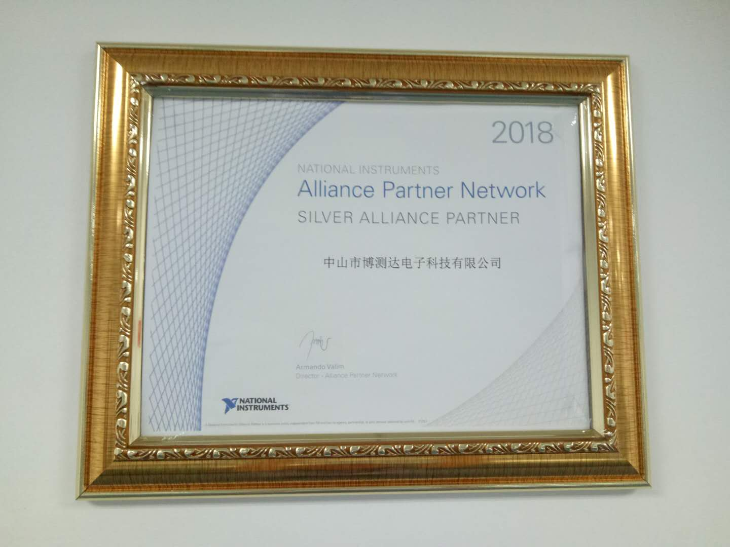 NI Silver Alliance Partner